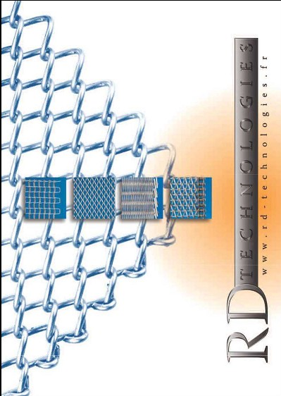RD Technologies conveyor belts brochures