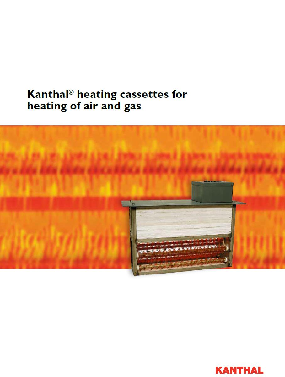 Heating cassettes